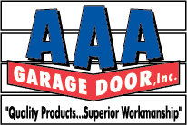 aaa garage door logo